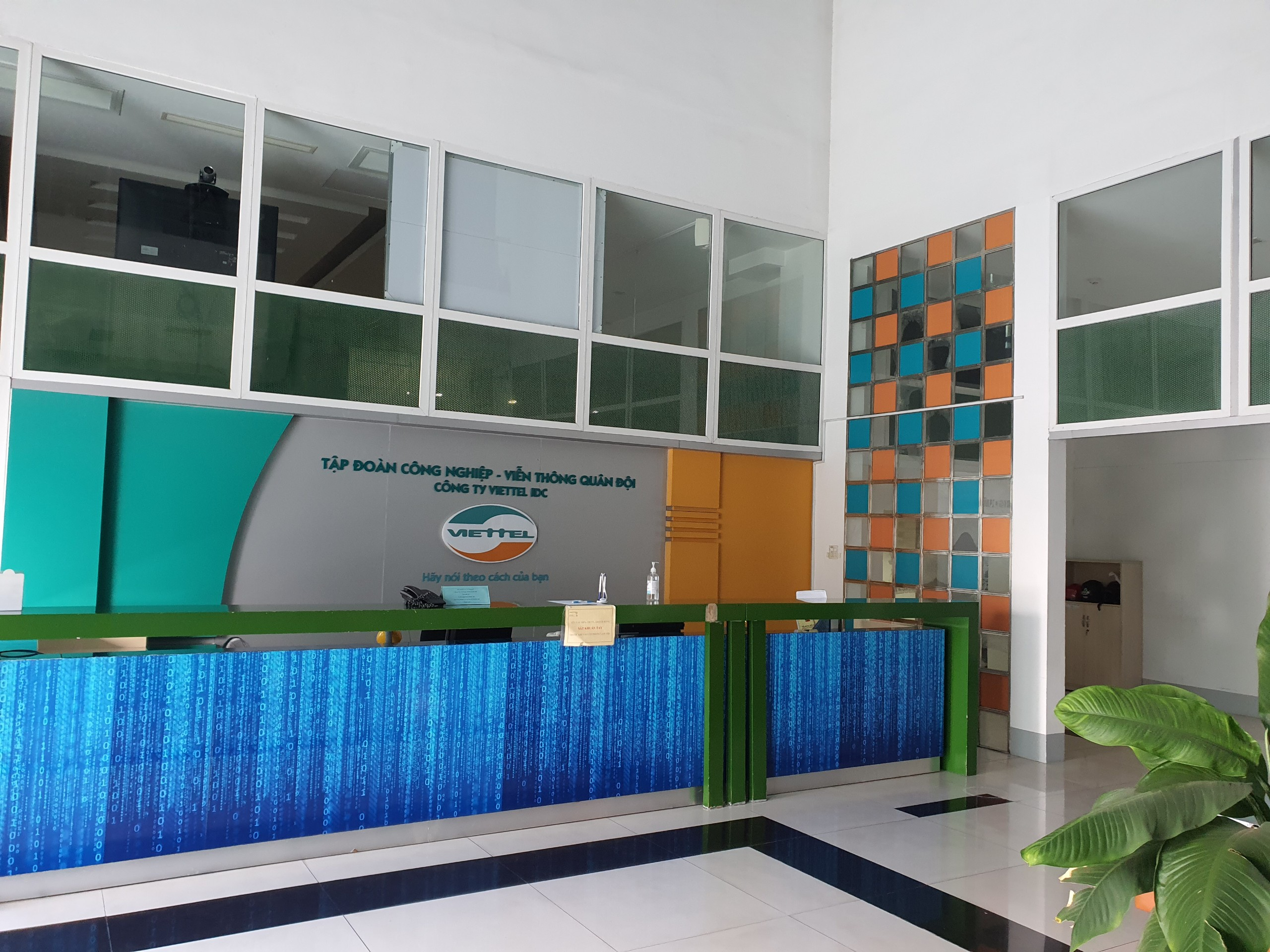 Viettel IDC – Trung tâm dữ liệu tại Bình Dương