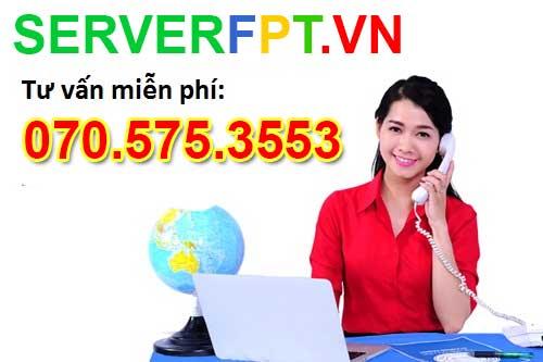 Cho thuê chỗ đặt máy chủ (Server) giá rẻ chuẩn quốc tế