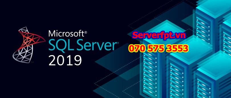 Lưu Ý Khi Cài Đặt SQL SERVER - WINDOW SERVER